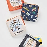 Rifle Paper Co. For Anthropologie London Coin Pouch