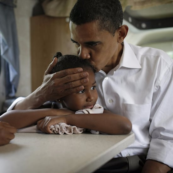 Obama's Best Dad Moments (Video)