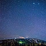 Go stargazing.