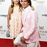 Dannielynn Birkhead at Kentucky Derby 2015 | Pictures