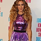 Sarah Jessica Parker kept her hair down for a screening of I Don't Know How She Does It in Australia.