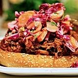 Pulled-Pork Sandwich