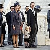 The Evolution of Prince Andrea of Monaco and Tatiana Santo Domingo's Love