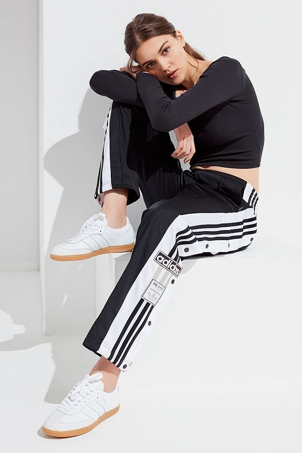 adidas originals adicolor oversized tearaway track pant