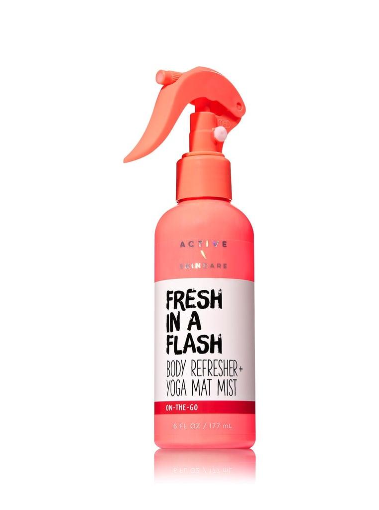Bath & Body Works Fresh in a Flash Body Refresher & Yoga Mat Mist