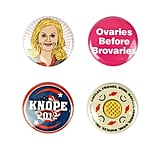 Leslie Knope Button Set
