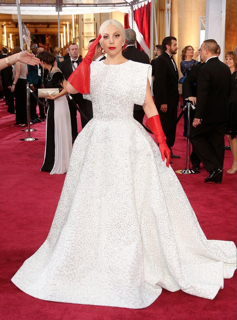 Outrageous Oscar Dresses