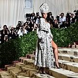 Rihanna at the Met Gala