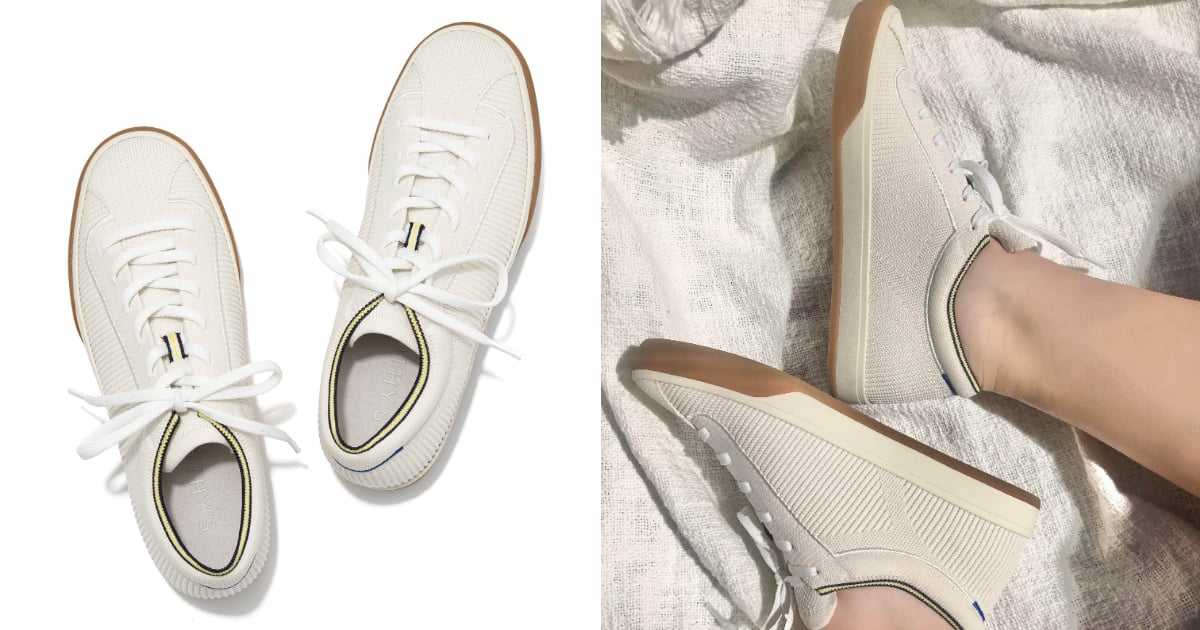 My Rothy's Sneakers Are No. 1 Because They Don't Need Socks and Are Washing-Machine Friendly