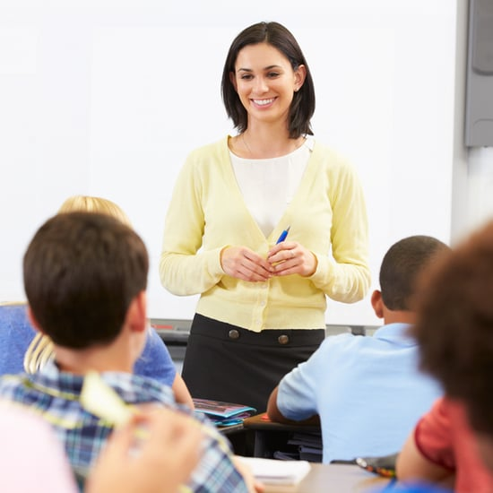 Teacher Fights Bullying