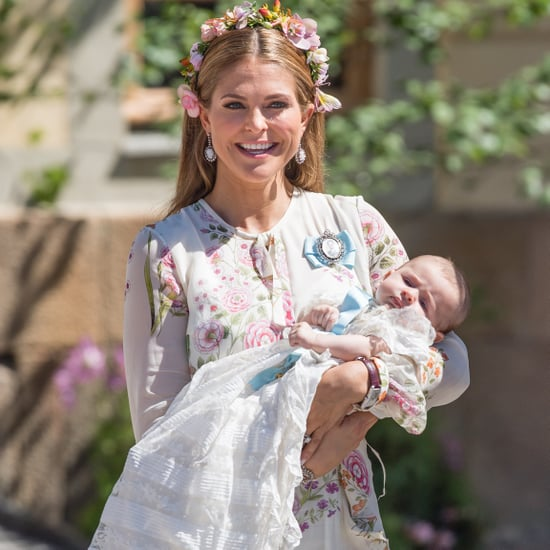 Princess Adrienne Christening Photos June 2018