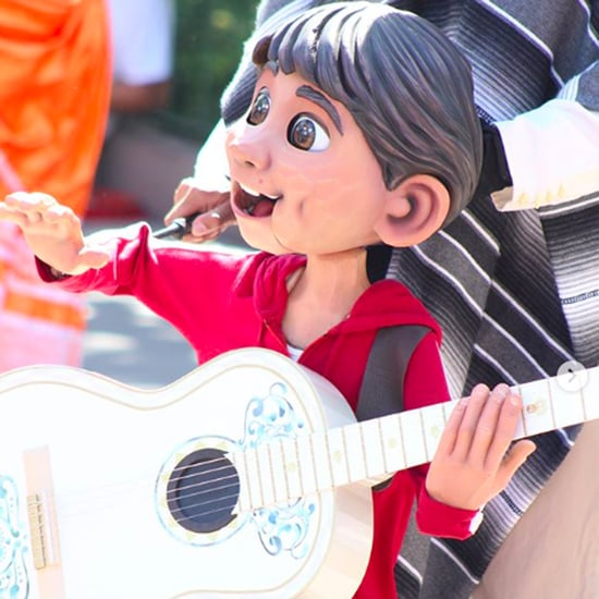 A Musical Celebration of Coco Show at Disney