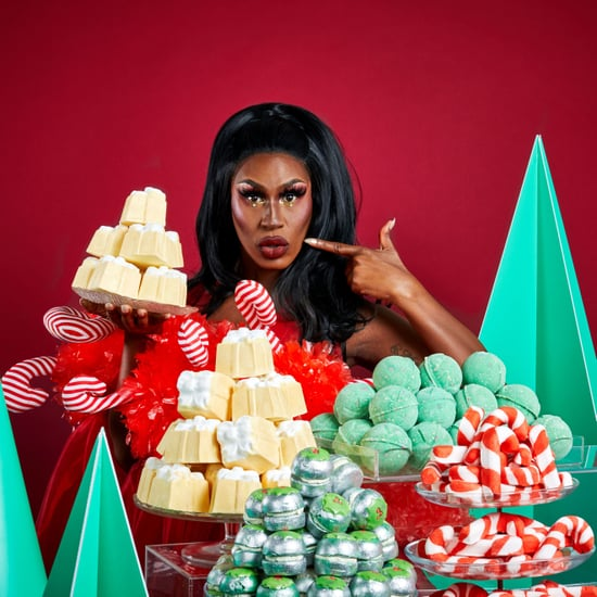 Lush's Drag Race Queens Holiday Campaign 2018