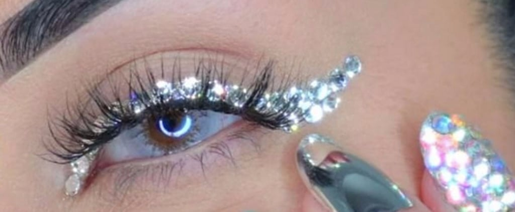 Only True Beauty Divas Could Pull Off This Fabulous Diamond Cat Eye