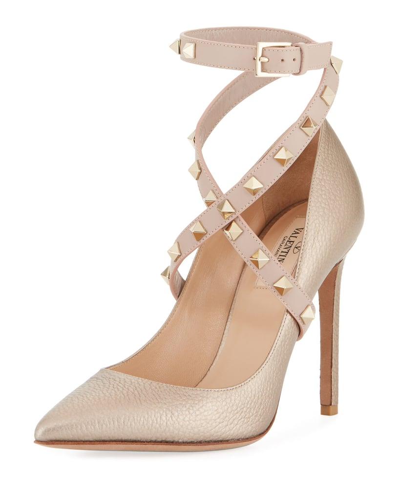 Exclusive designer heels
