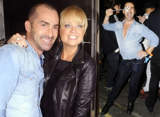 Photos From Pineapple Dance Studios Star Louie Spence's Birthday Party With Emma Bunton, Jason Gardiner, Donna Air