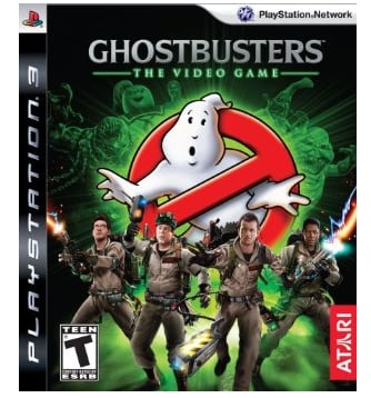 Ghostbusters Comes to the PSP and PSP Go This November