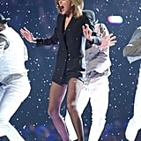 Taylor Swift's Brit Awards Performance 2015