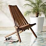 Maya Outdoor Wooden Chair