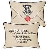 Hogwarts Letter Pillow ($8)