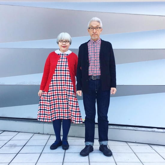 Adorable Japanese Couple Who Wear Matching Outfits Everyday