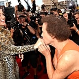 2013: Richard Simmons Worshipped at Katy's Feet