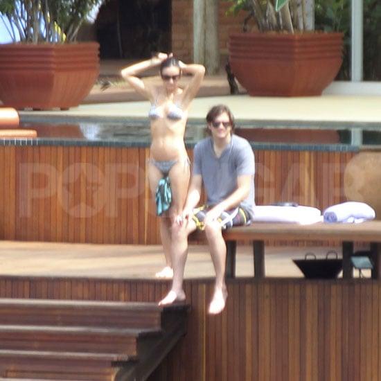 Girl in naked
