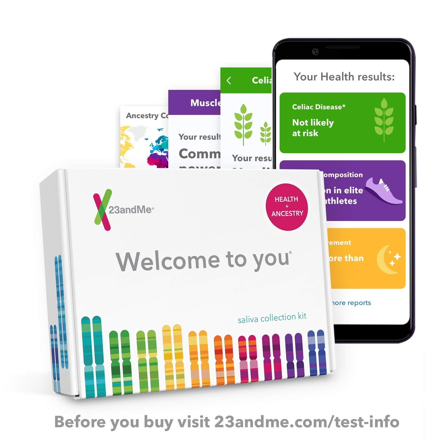 The Viral 23andMe DNA Test Is on Sale For Amazon Prime Day — Get It For 50% Off!