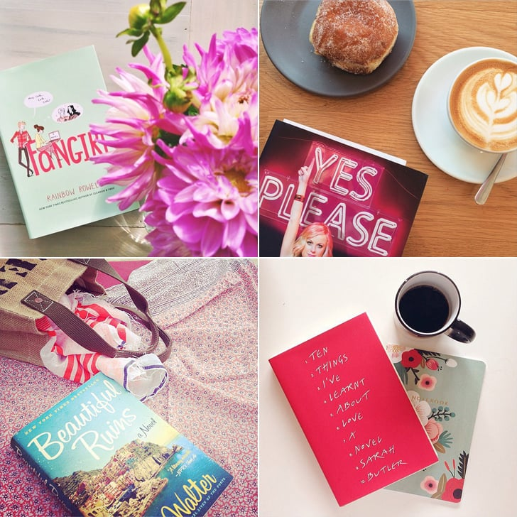 Book-Lovers, Share What You're Reading on Instagram