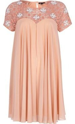 River Island Beaded Lace Panel Dress 60 Best Bridesmaid Dresses