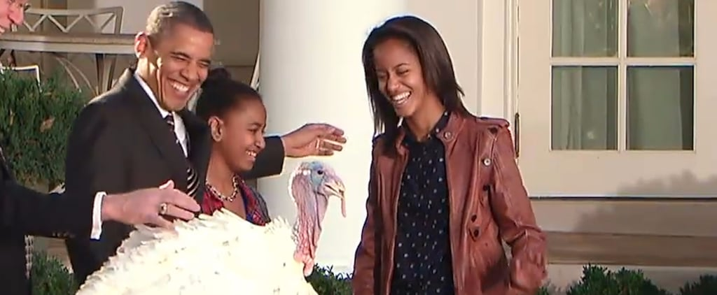 Let's Take a Look Back at President Obama's Best Turkey Pardon Punchlines