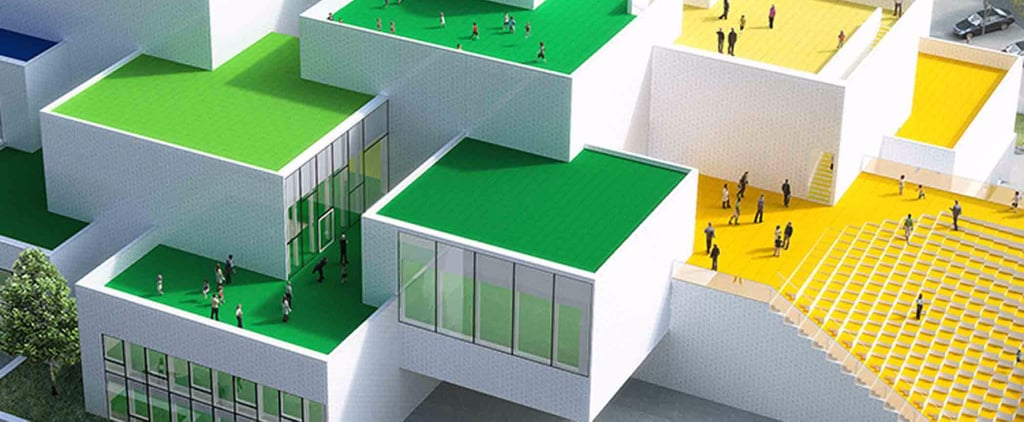 Pack Your Damn Bags ASAP Because There's a Life-Size Lego House You Can Stay In