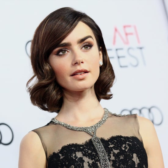 Lily Collins Opens Up About Eating Disorder | Video