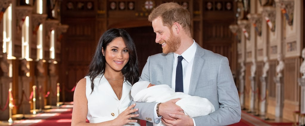 Meghan Markle and Prince Harry Mother's Day Message 2019