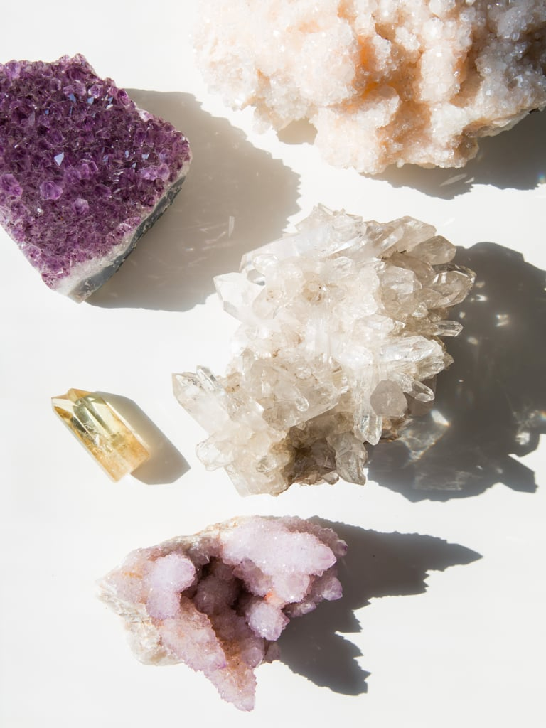 How to Use Crystals For Beauty