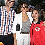 Rashida Jones and Will McCormack attended the Spring Break: Destination Education party in LA.