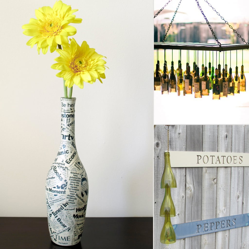 Cool Uses For Wine Bottles