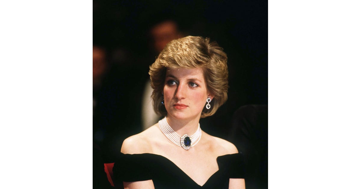 Princess Dianas Hair Popsugar Beauty Photo 13