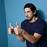 Adam Driver Hot Pictures
