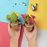 Sass & Belle Knitted Cactus Decorations