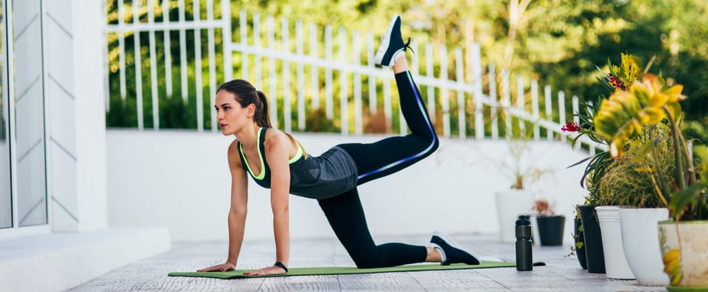 Bodyweight Leg Workout to Build Muscle