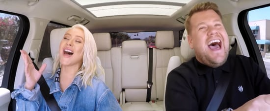 Christina Aguilera Carpool Karaoke Bonus Video
