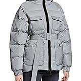 Ienki Ienki Berlin Reflective Puffer Coat