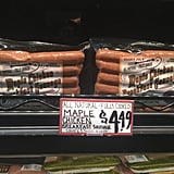Maple Chicken Breakfast Sausage