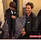 The Crushing Cuteness of Andrew Garfield and Batkid