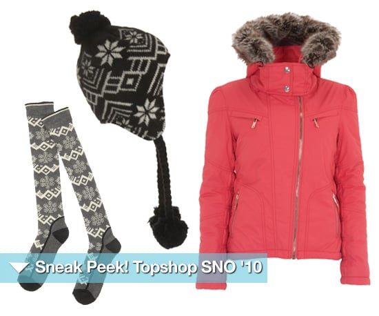 Pictures of Topshop SNO 2010 Collection