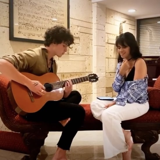 Camila Cabello Shawn Mendes iHeart Living Room Concert Video