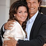 Shania Twain and Frédéric Thiébaud​