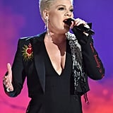 Pink's Tribute to Dolly Parton February 2019