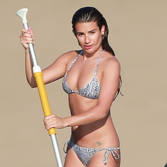 Celebrities in Bikinis on the Holidays 2014 | Pictures